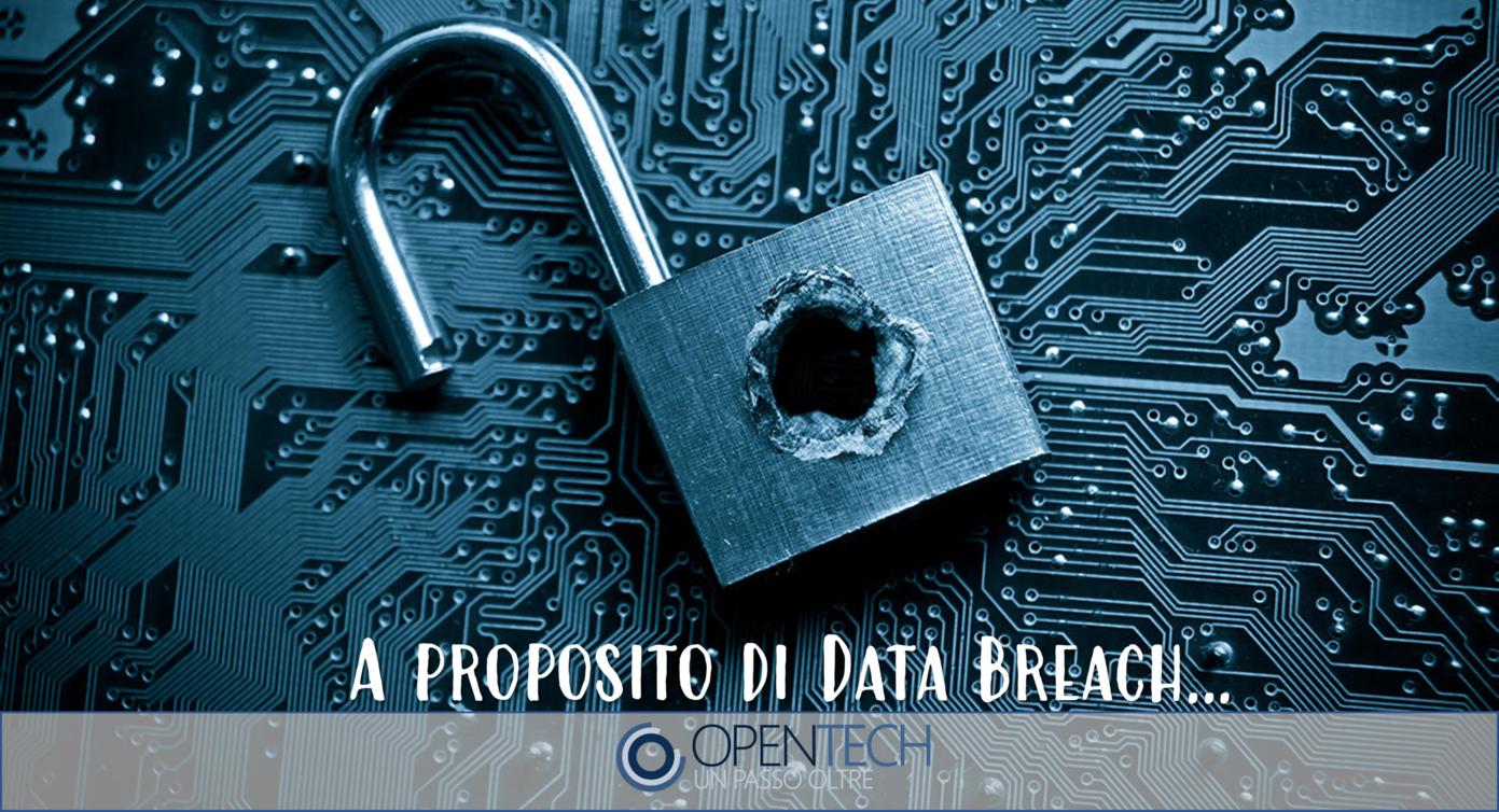 Data Breach: analisi di un fenomeno in crescente diffusione
